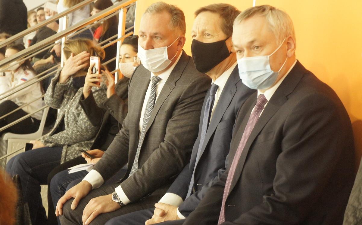 Поздняков, Жуков, Травников на чемпионате России по фехтованию