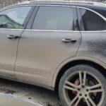 Porsche Cayenne забрали новосибирские приставы у злостного должника