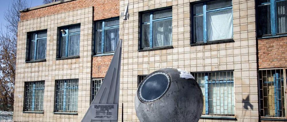 музей авиации в Коченево
