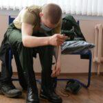 Первая сотня призывников Сибири отправилась к местам службы