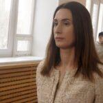 Фехтовальщица Любовь Шутова из Новосибирска