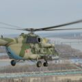 вертолет, Парад Победы