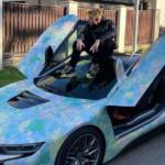 В Москве спасли жизнь рэперу Элджею. Он пьяный «летал» на спорткаре
