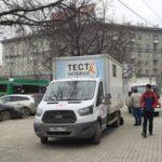 В нерабочие дни в Новосибирске проходит акция «Заботимся о здоровье вместе»