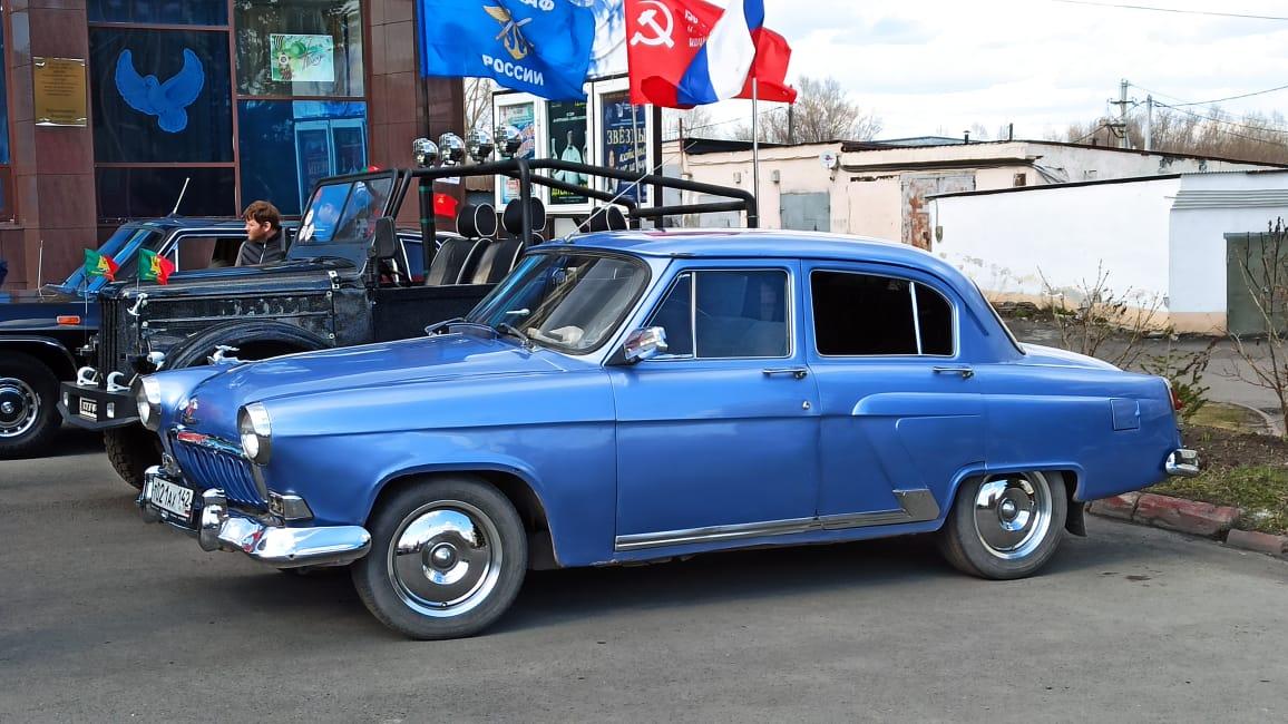 Всекузбасский автопробег