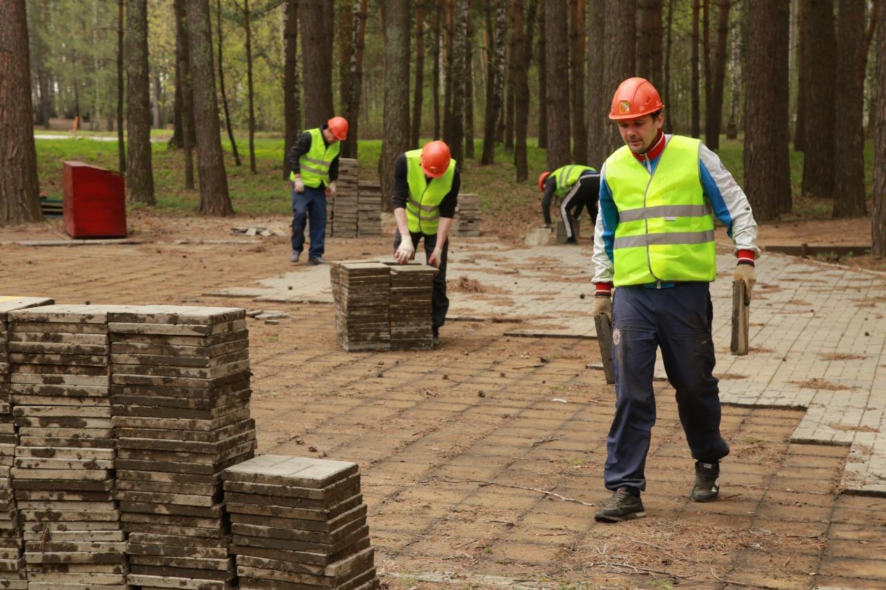 Обновлённый Заельцовский парк откроется для новосибирцев на несколько месяцев раньше