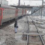 В Новосибирской области на железной дороге с начала года погибли 16 человек