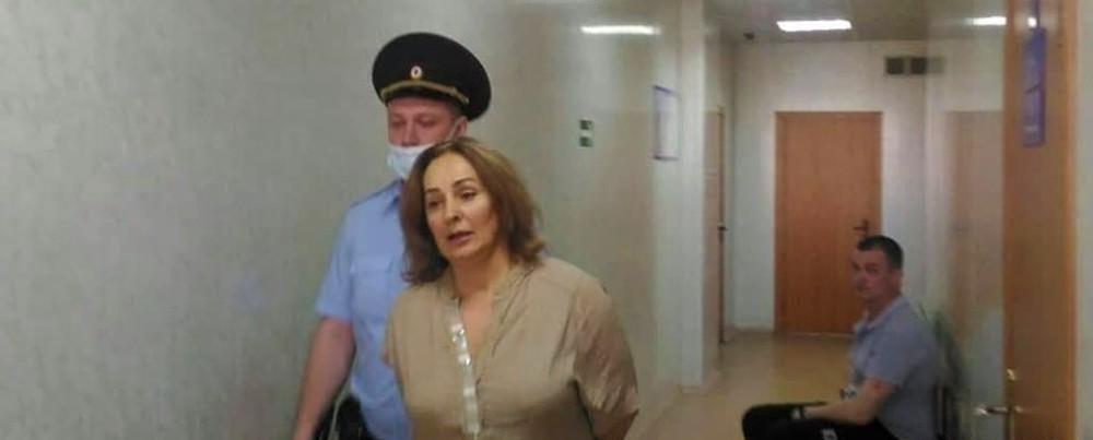 арест Макашевой