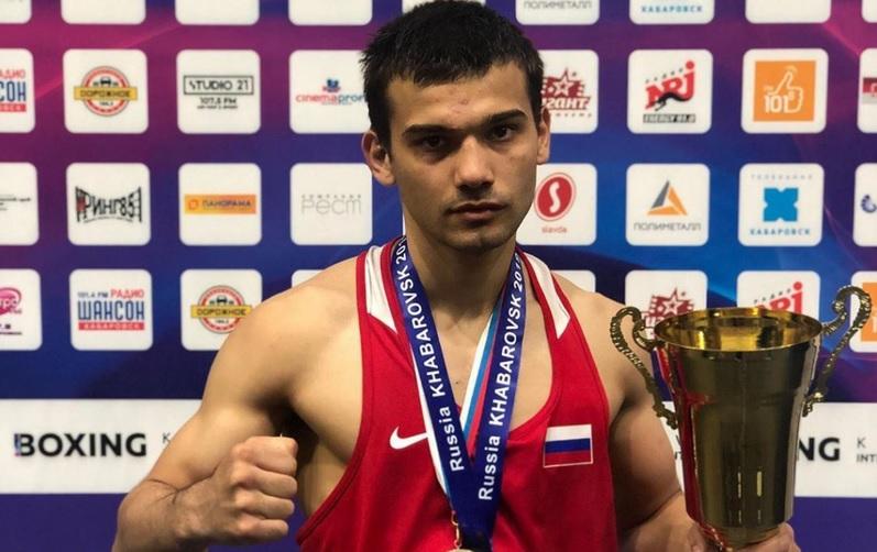 Боксер Иван Козловский