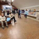 В Новосибирском метро поезда следуют только до станции Красный проспект. Что происходит?