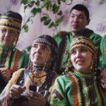 Шаман и напиток из мухомора ждут гостей на празднике народов Севера в Томске