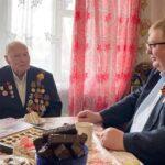 «Сибантрацит» поздравил ветеранов с Днем Победы