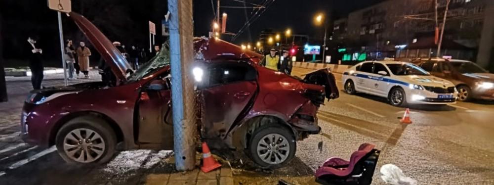 погиб водитель КИА Рио-04-05-21