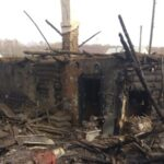 Девятилетний мальчик, которого вынесли из горящего дома, скончался в больнице