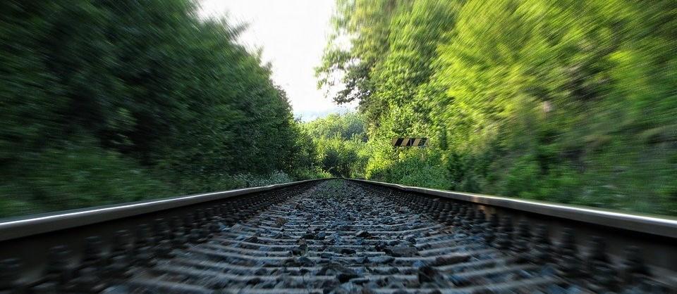 РЖД, железная дорога, рельсы