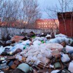свалка за музеем Россия - моя история