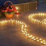 В канун Дня Победы в Новосибирске зажгли Свечи Памяти