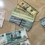 взятка деньгами