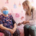 пенсионер, вакцинация