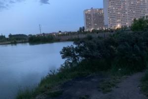 озеро, радуга сибири