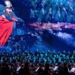 Александр Невский - концерт
