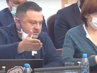 Сергей Бойко на сессии