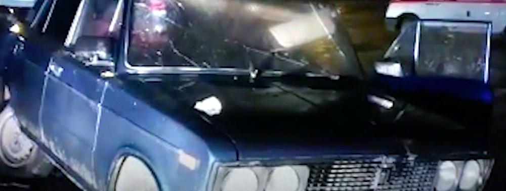 ДТП-погиб водитель ВАЗ 2106-05-06-21