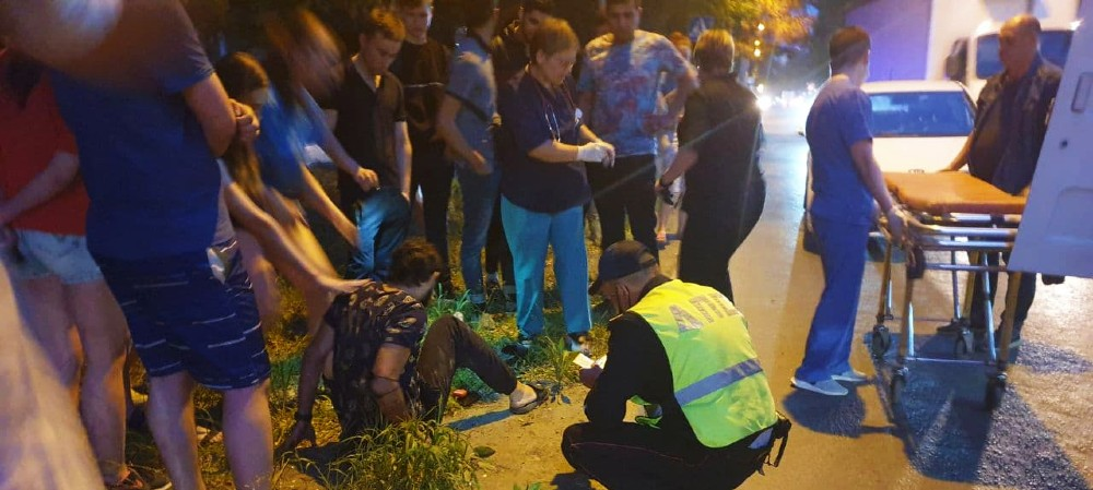 ДТП-сбили пешехода в Заельцовском районе - 02-06-21