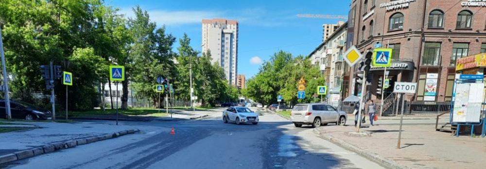 ДТП-водитель сбил пешехода и скрылся-05-06-21