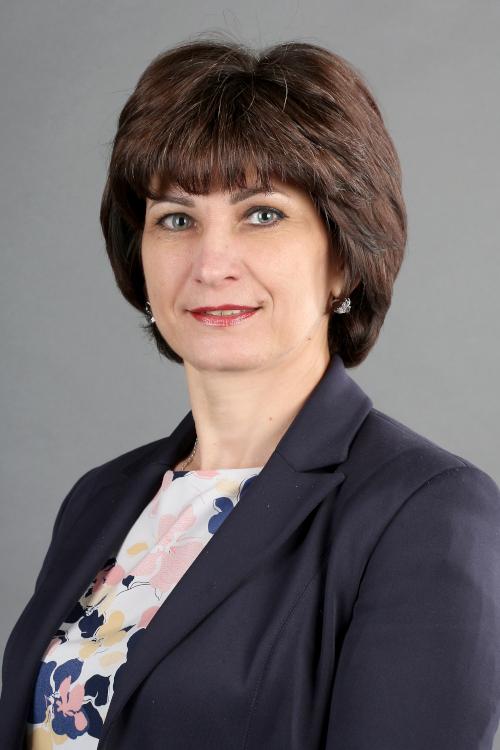 Депутат Лилия Гончарова