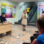 Молодежь взяла в свои руки общественное управление территорией Дзержинского района