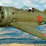 Истребитель И-16 поднимется в воздух над Новосибирском