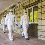 Крупнейший ковидный госпиталь «расконсервировали» в Алтайском крае