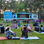 Новосибирцы будут смотреть кино под открытым небом всё лето