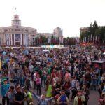 Выставки, концерт Burito и 790 залпов салюта: кемеровчане отметят День России и День города 12 июня