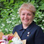 Крановщица из Кузбасса удостоена золотой медали Героя Труда