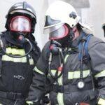 В Кузбассе эвакуируют людей: горит обогатительная фабрика