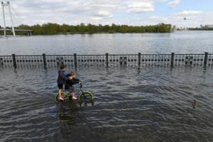 потоп, Красноярск
