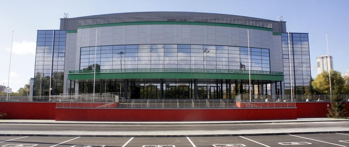 «Локомотив-Арена» в Новосибирске