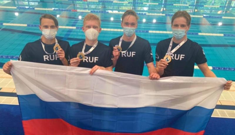 чемпионы мира по подводному плаванию