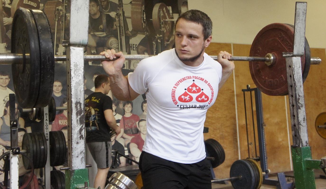 Семен Головачук (пауэрлифтинг)