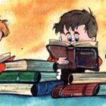 книги и ученики