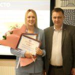 Преподаватель новосибирского колледжа печати стала «Мастером года»