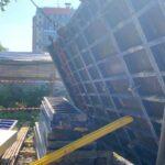 Возбуждено уголовное дело о гибели под бетонной плитой строителя в Новосибирске