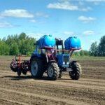В Новосибирске в колонию-поселение № 22 приобрели новые сельхозмашины