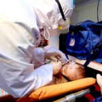 До 180 человек в сутки с подозрением на COVID-19 госпитализируют в Новосибирске