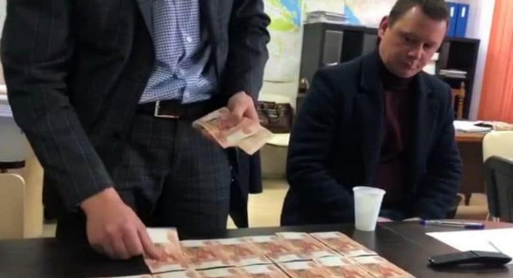 задержание Сальникова