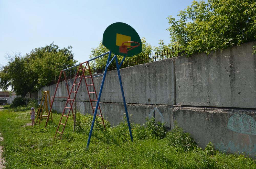 Детская площадка в Искитиме