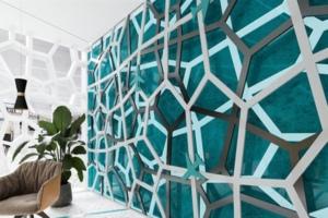 Дизайн-концепция зоны отдыха для пассажиров Студенческое пространство