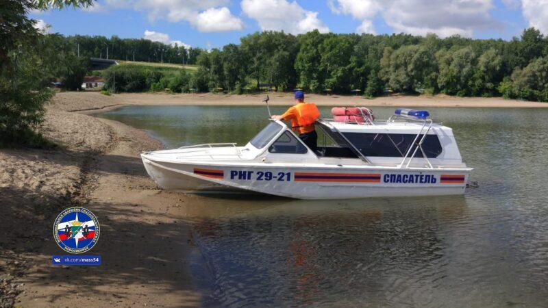 спасатели, ЧП на воде, МАСС
